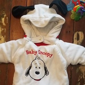 2 Baby rompers for cold 6-9 months